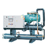 Screw Type Water-cooled Chiller